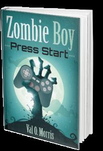 Zombie Boy: Press Start