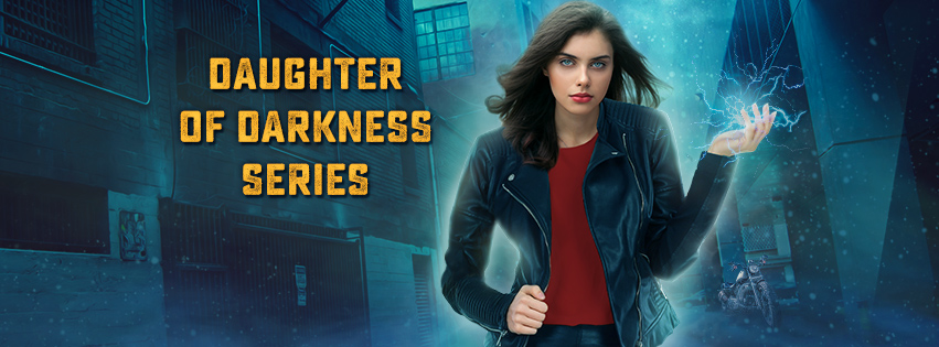 Daughter of Darkness Book Series by Val O. Morris